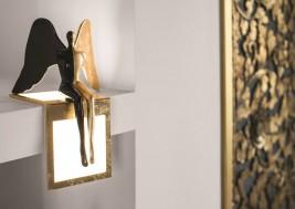 OLED luminaire Cherubino by Pugnale & Nyleve