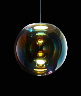 pendant OLED luminaire IRIS by NEO/CRAFT