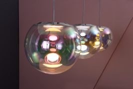 pendant OLED luminaires IRIS by NEO/CRAFT