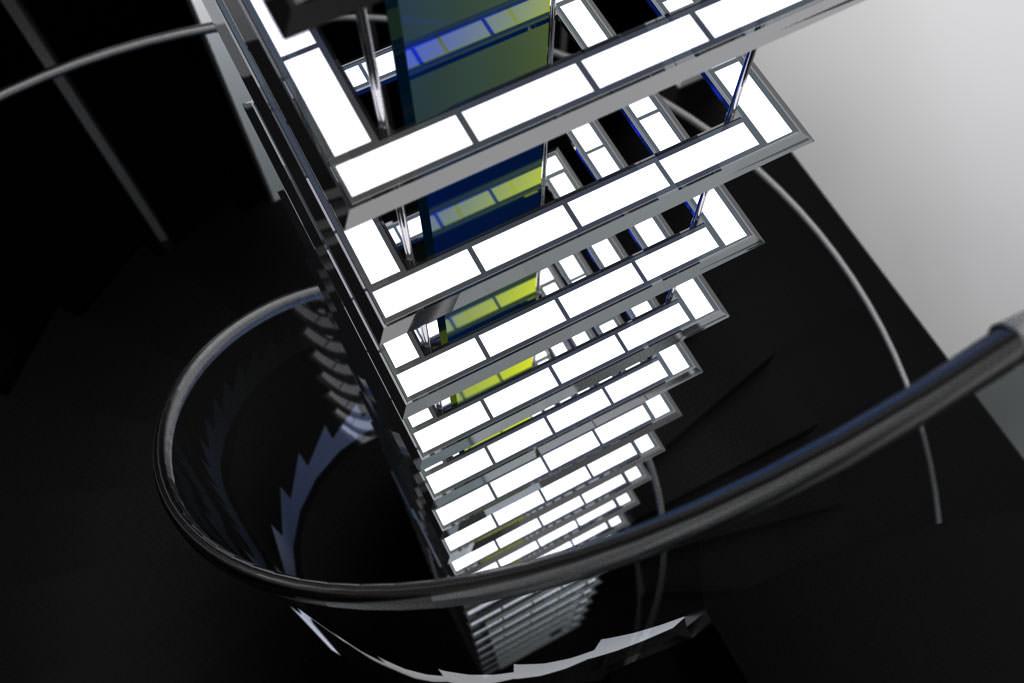 OLED luminaire by Kardorff Ingenieure Lichtplanung