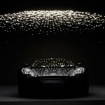 750 OLEDs illuminate the Aston Martin One-77