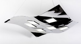 pendant OLED luminaire Pixelate from Birot