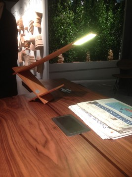 OLED desk lamp K Blade by Riva 1920