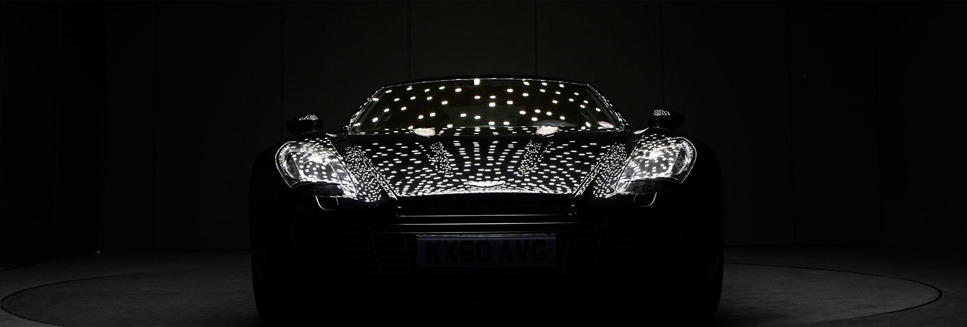 Reveal for Aston Martin