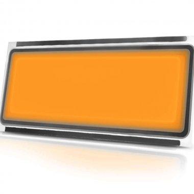 Brite Amber OLED lighting panel