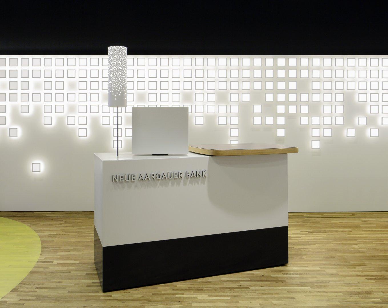 Neue Aargauer Bank Oledworks