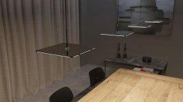 OLED fixture Zhen from Birot Lighting