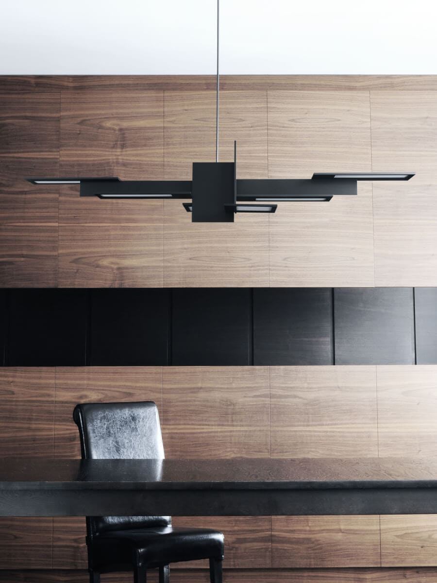 pendant OLED luminaire OLEDRIAN Next 90 Suspended from AQForm