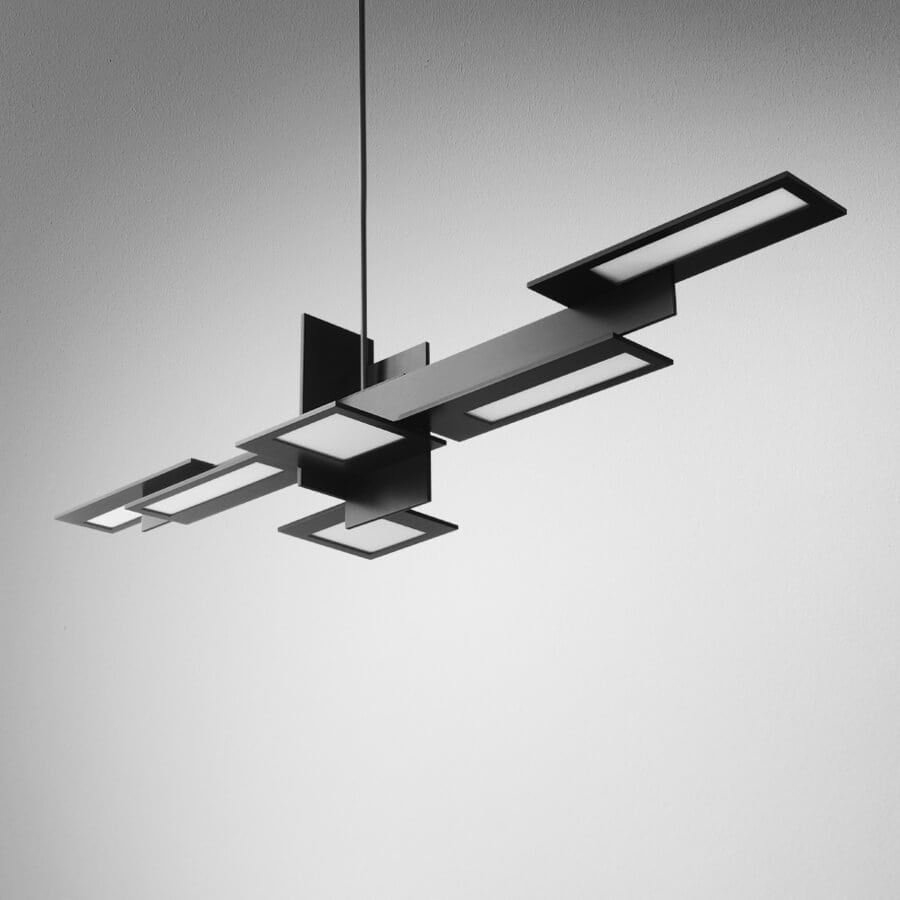 pendant OLED luminaire OLEDRIAN Next 120 Suspended from AQForm