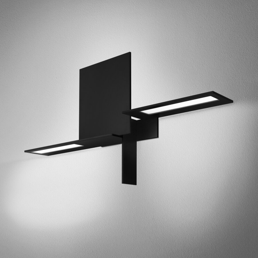 wall mounted OLED fixture OLEDRIAN Next Wall from AQForm