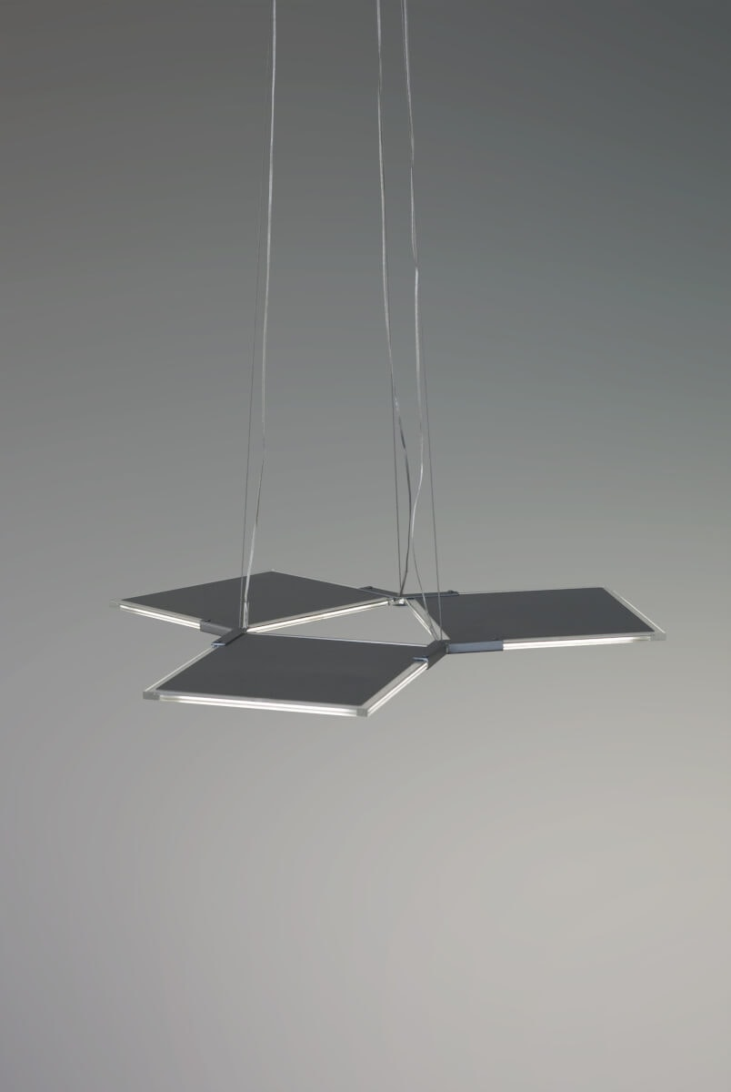 pendant OLED luminaire Floating x 3wings