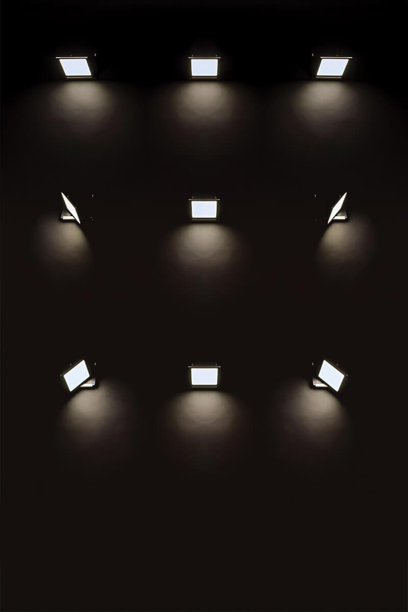OLED luminaire SquareOne from Gamma Illumination