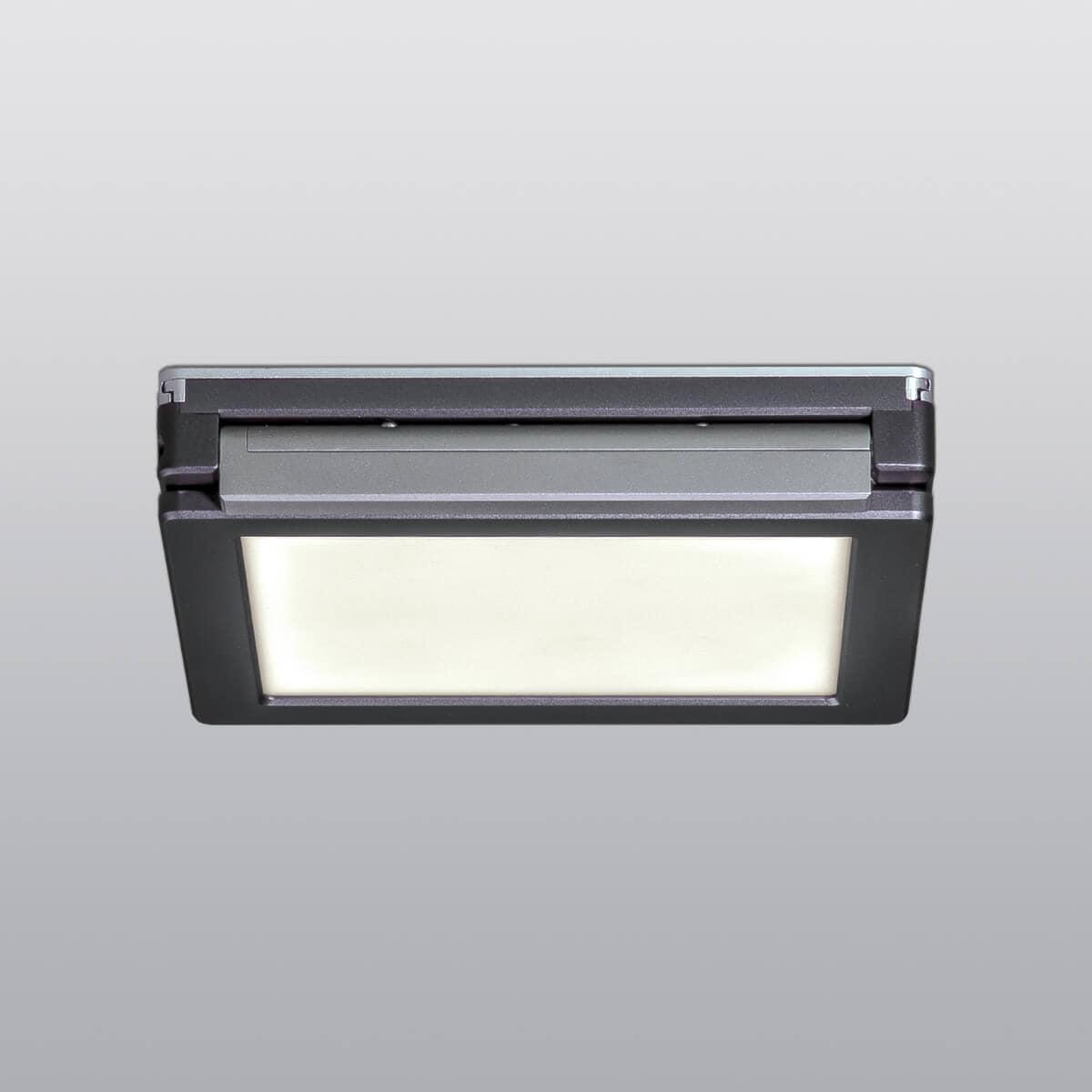 OLED luminaire SquareOne fromGamma Illumination