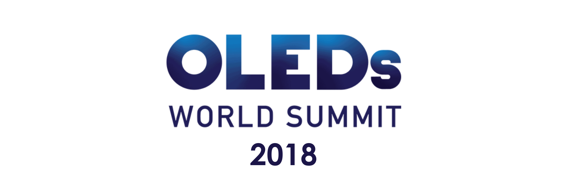 4 Key Take-aways from the 2018 OLEDs World Summit