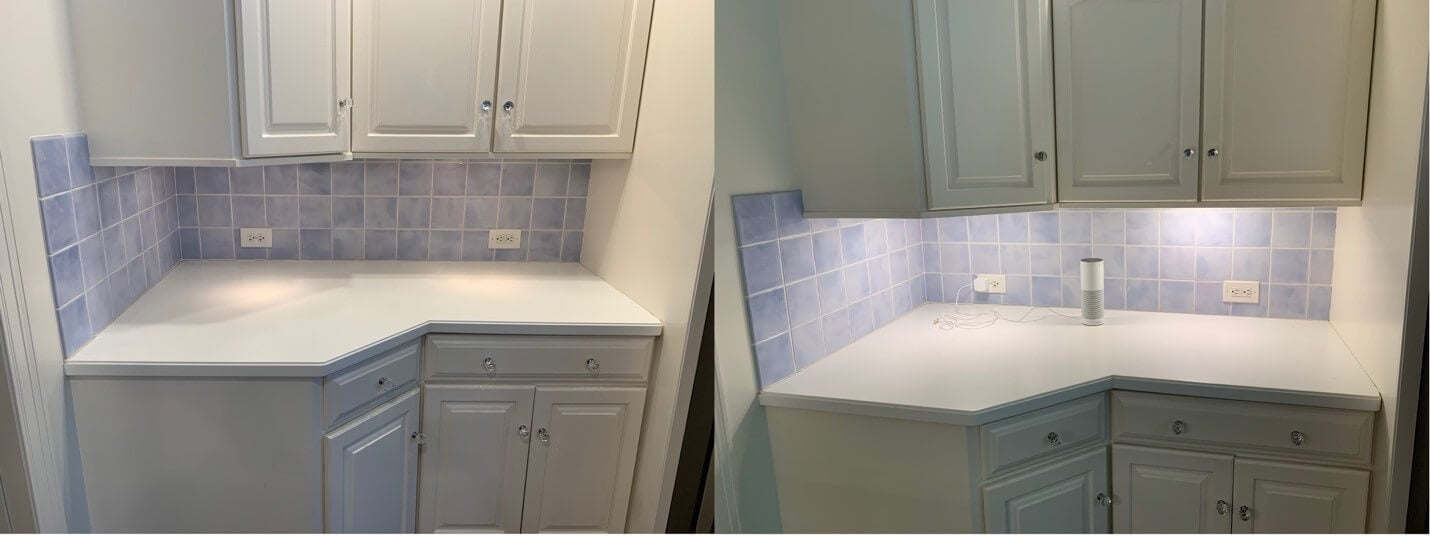 Oled Light Panels Transform Kitchen Space With Under Cabinet Light Replacement Oledworks