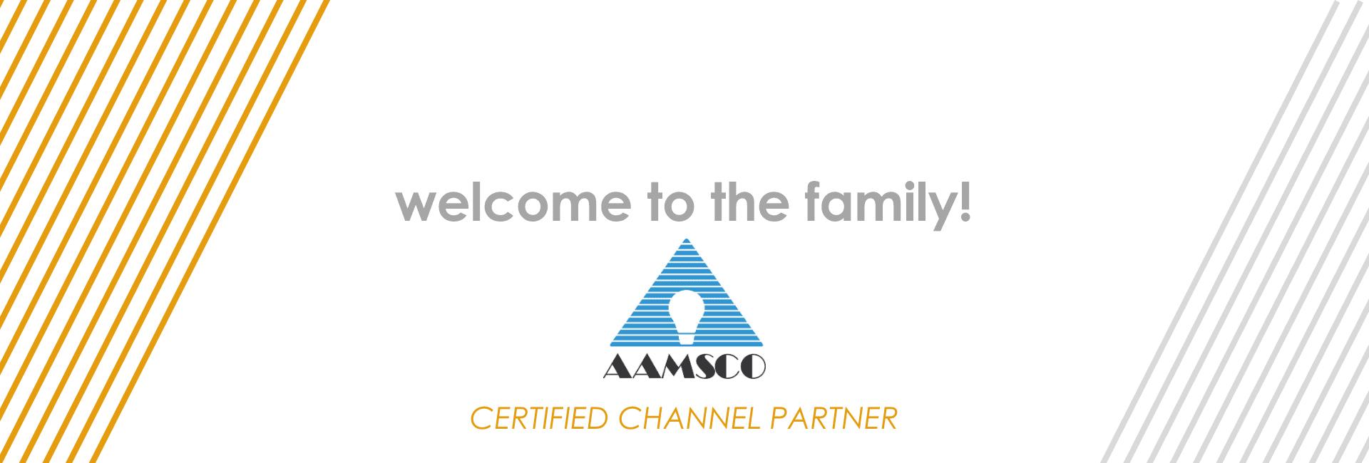 Aamsco Lighting Joins the Channel Partner Program | OLEDWorks