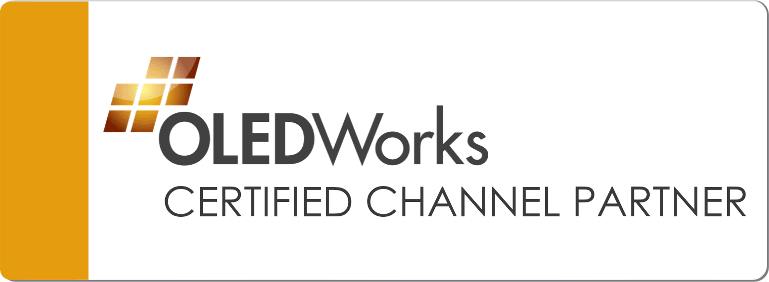 OLEDWorks Official Channel Partner