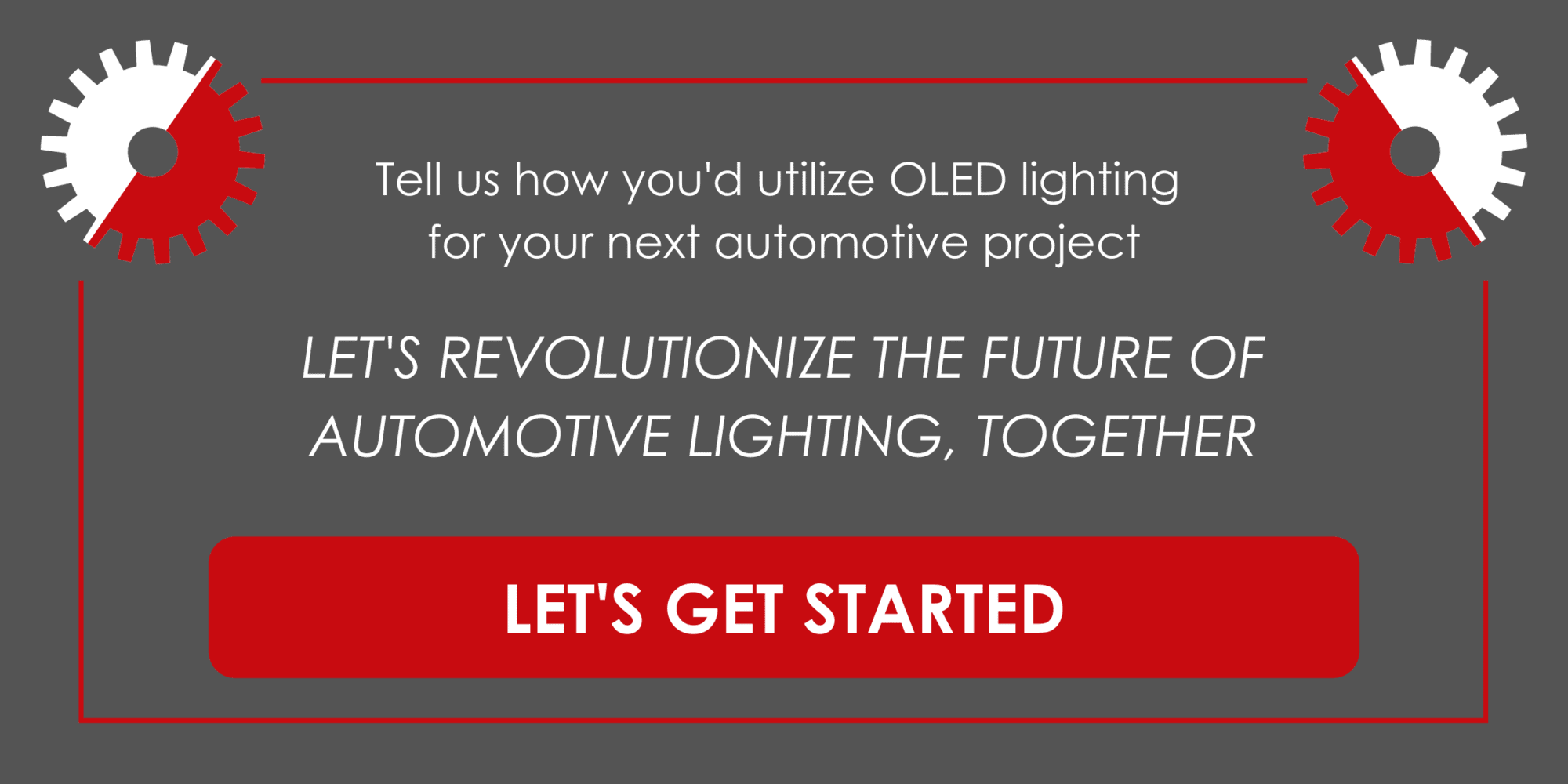 Join the OLED Lighting Revolution for Automotive | OLEDWorks