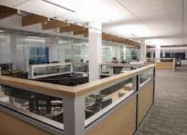 Olessence at QCI Headquarters | OLEDWorks