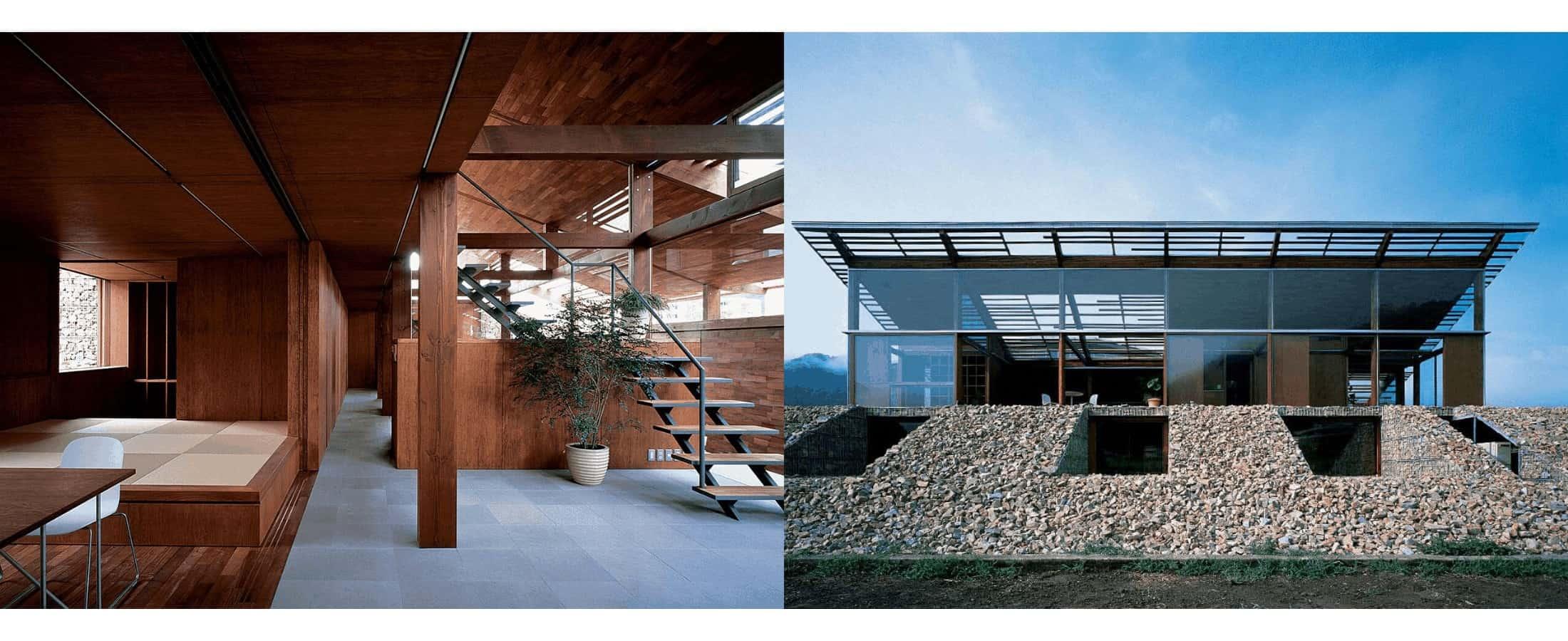 Hiroshi Sambuichi's Stone House | OLEDWorks