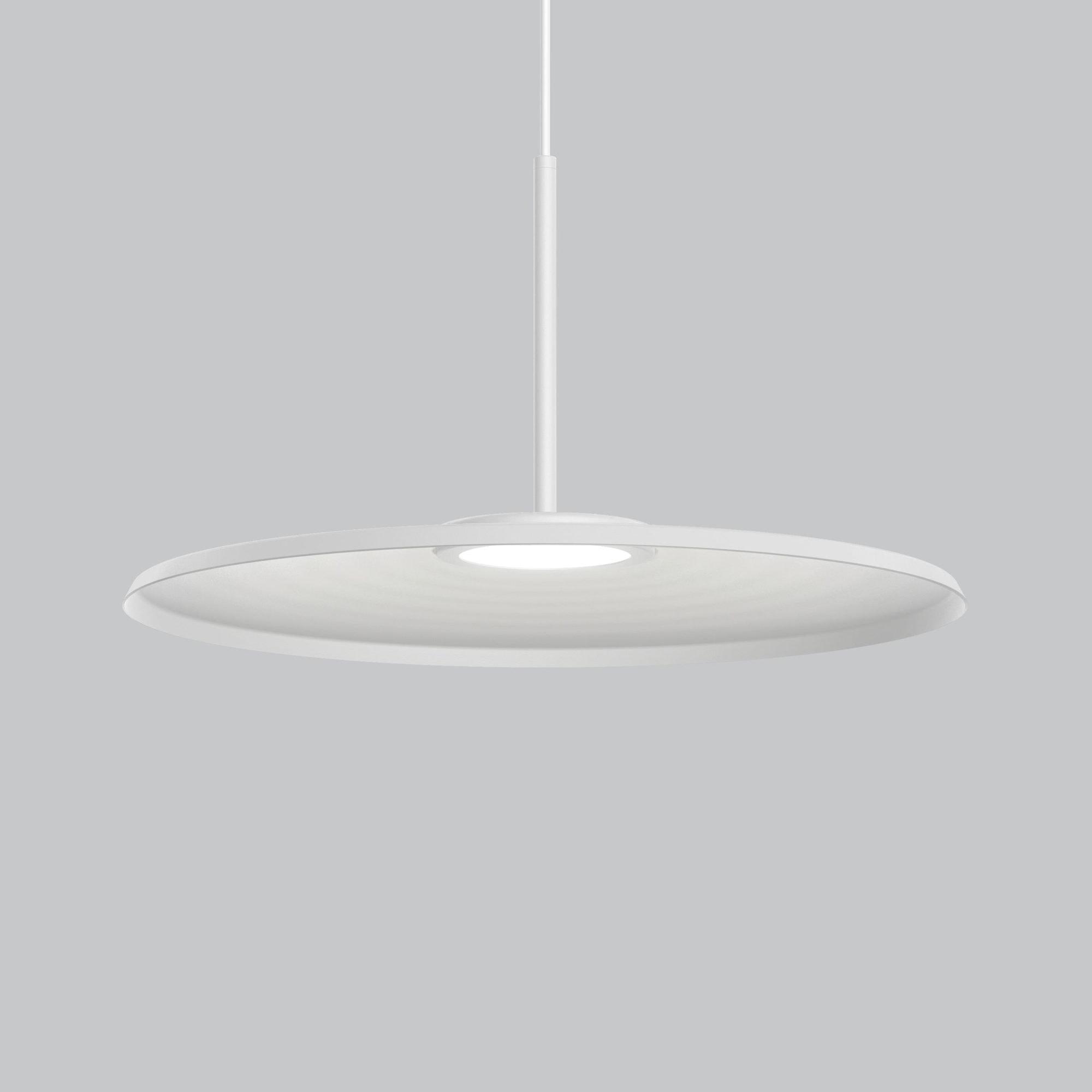 Eureka Echo OLED Fixture White