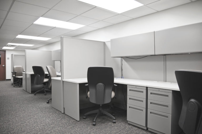Office Lighting and Employee Wellbeing can be Improved with OLED Lights