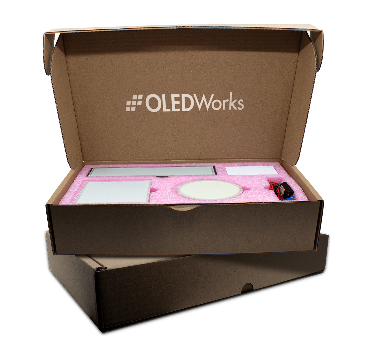 oledworks developers kit box