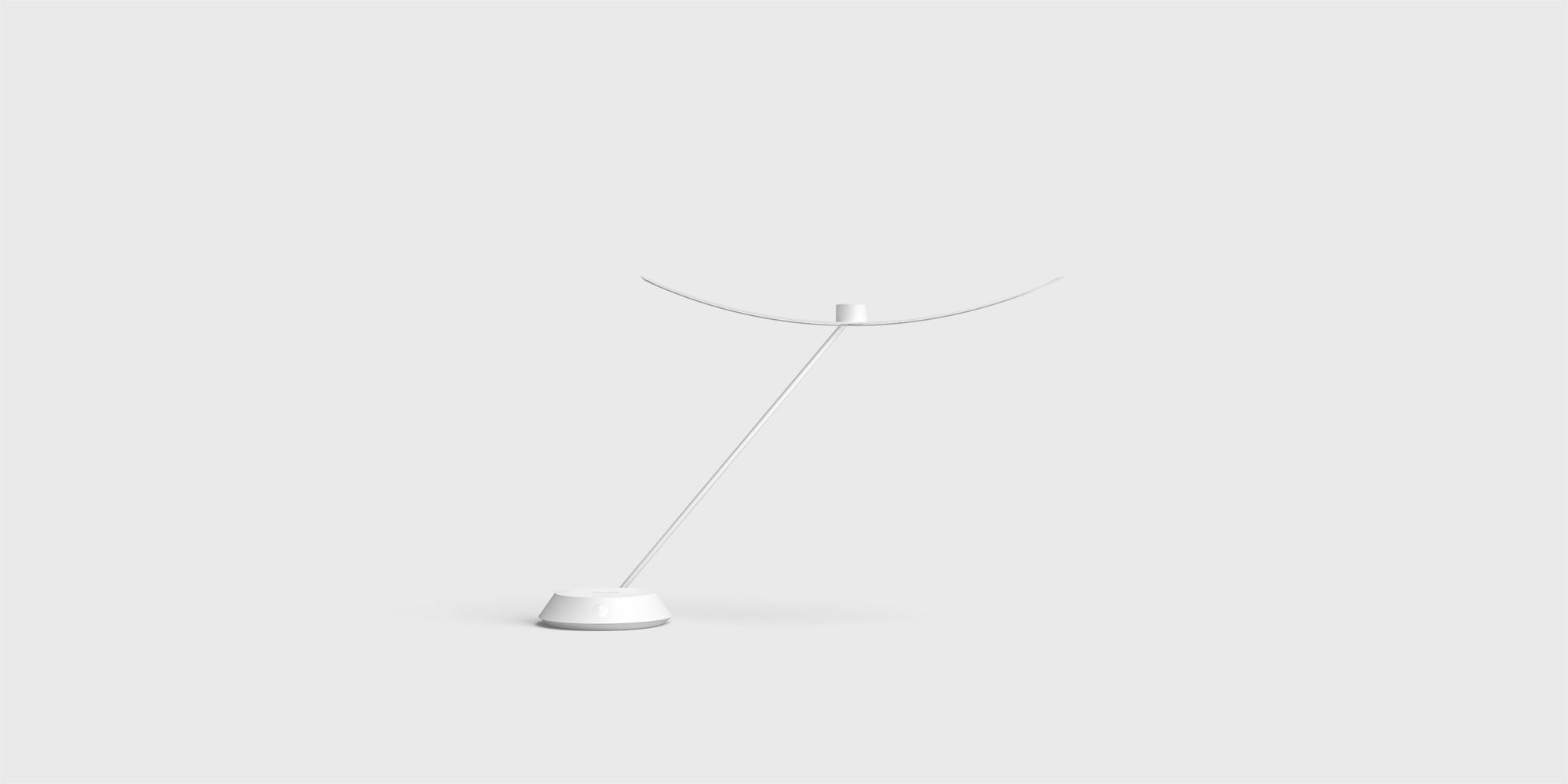Philips Moon Table Lamp White