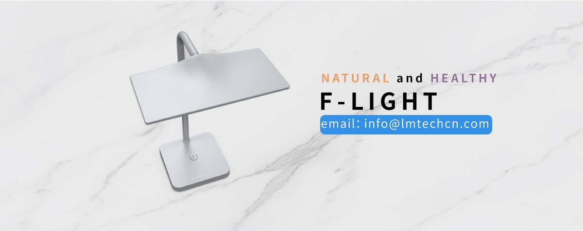 F-Light II OLED desk lamp 2