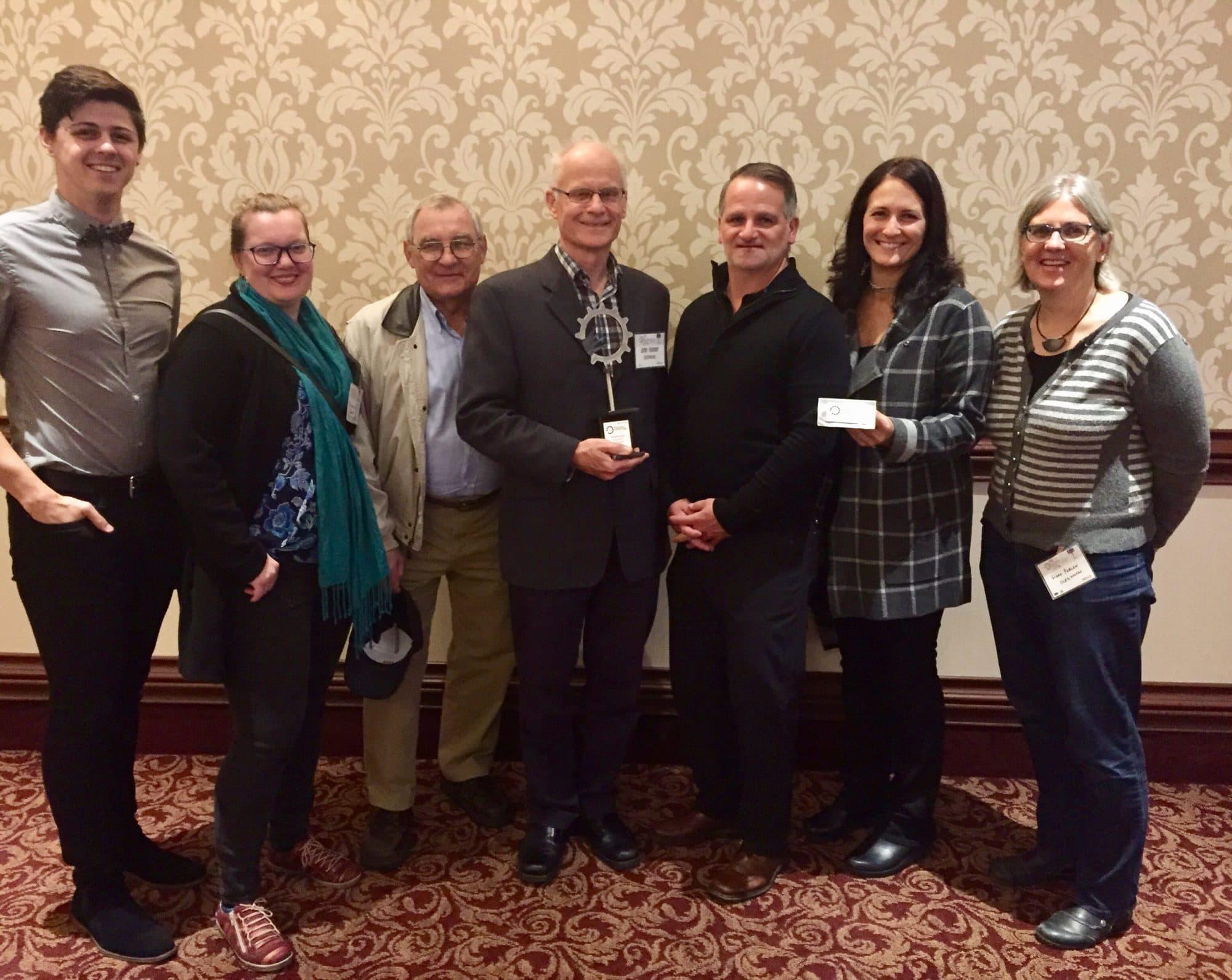 OLEDWorks Team - 2019 RBJ Awards