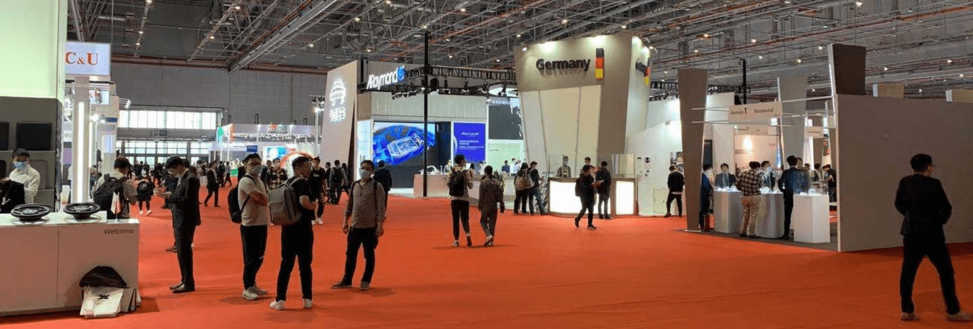 OLED Lighting Makes a Splash at Auto Shanghai 2021 Conference