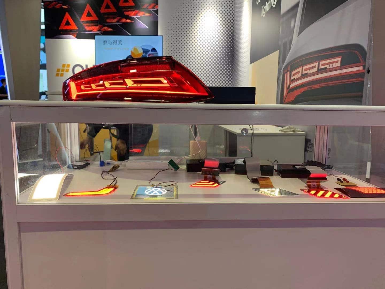 OLEDWorks Lighting Products