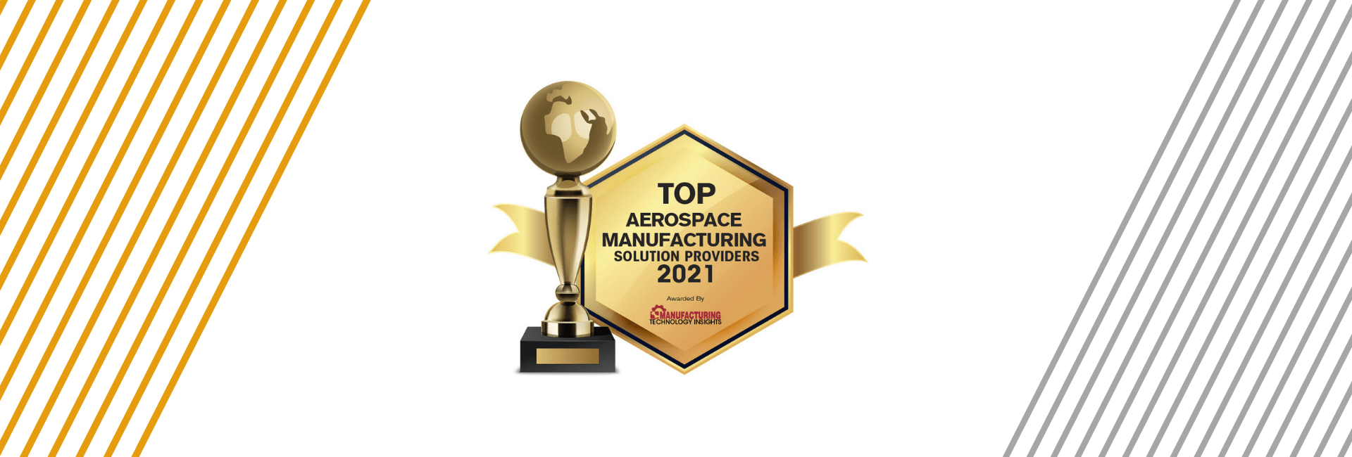 OLEDWorks Named Top 10 Aerospace Manufacturing Solution Providers 2021