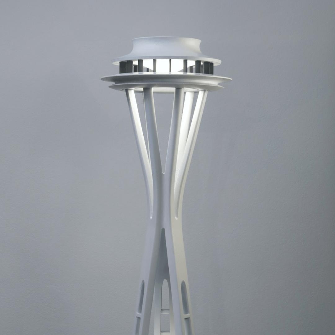 1966 OLED fixture, Lumenique