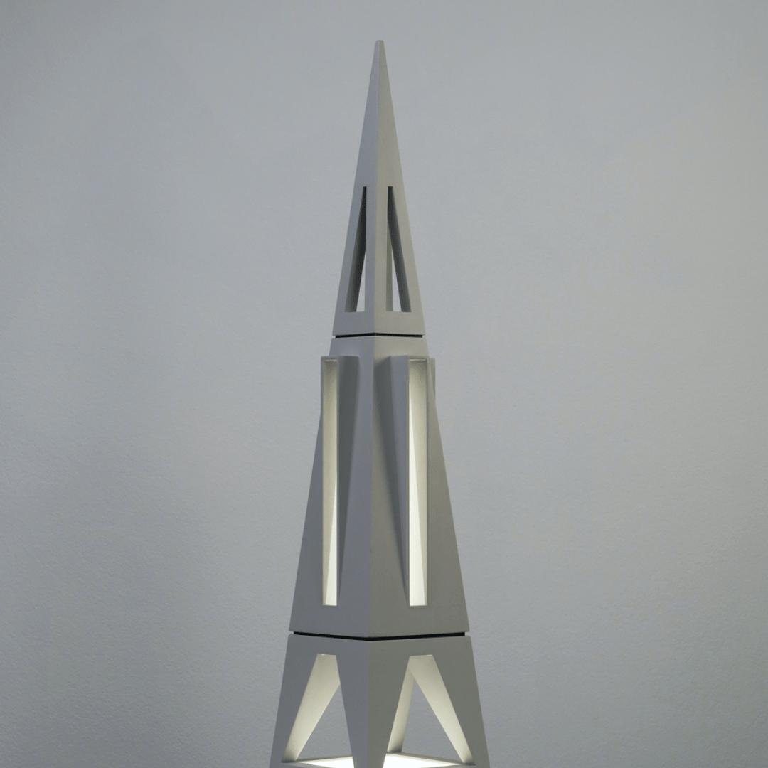 1972 OLED fixture, Lumenique