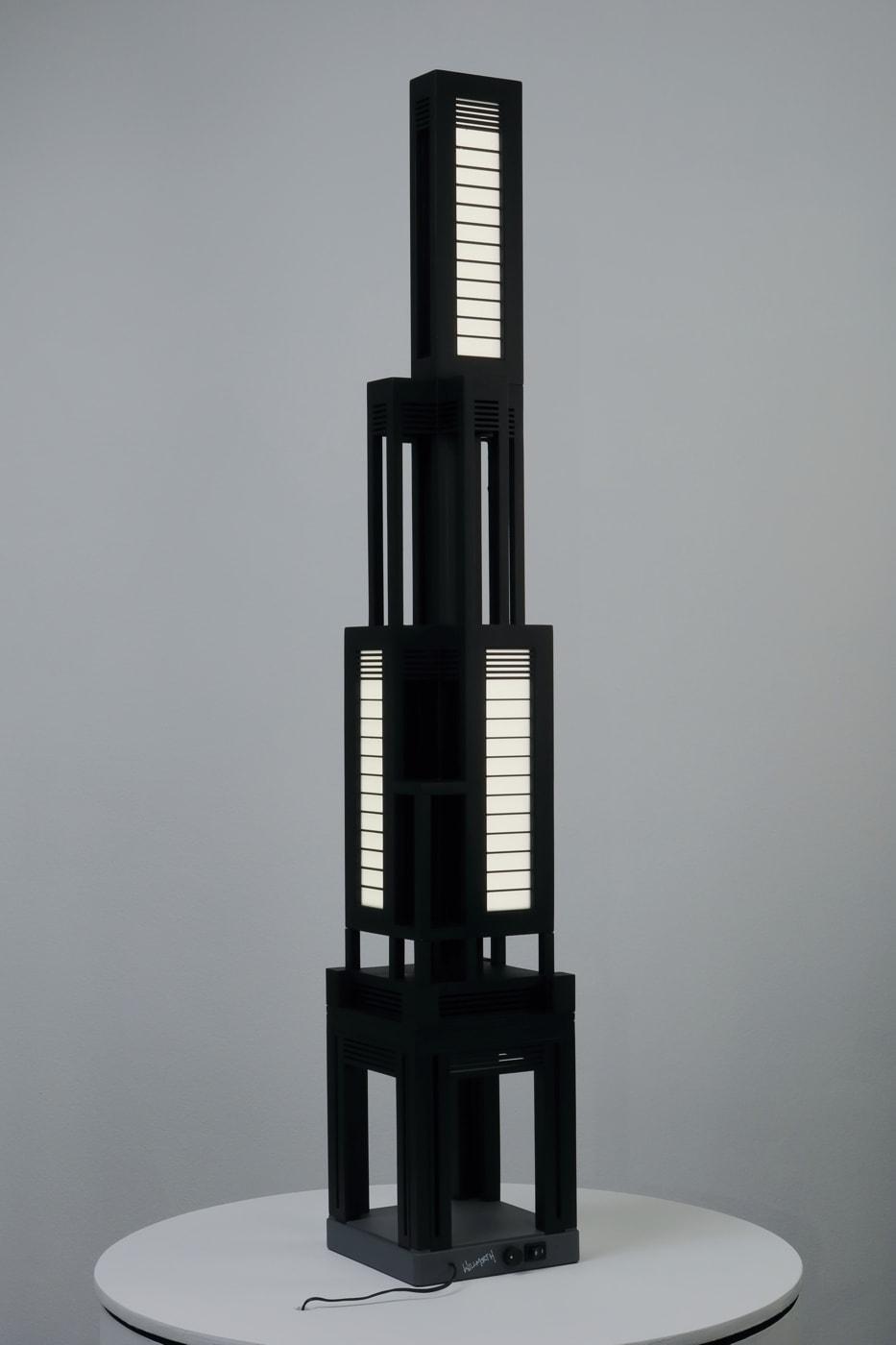 1973 OLED fixture, Lumenique