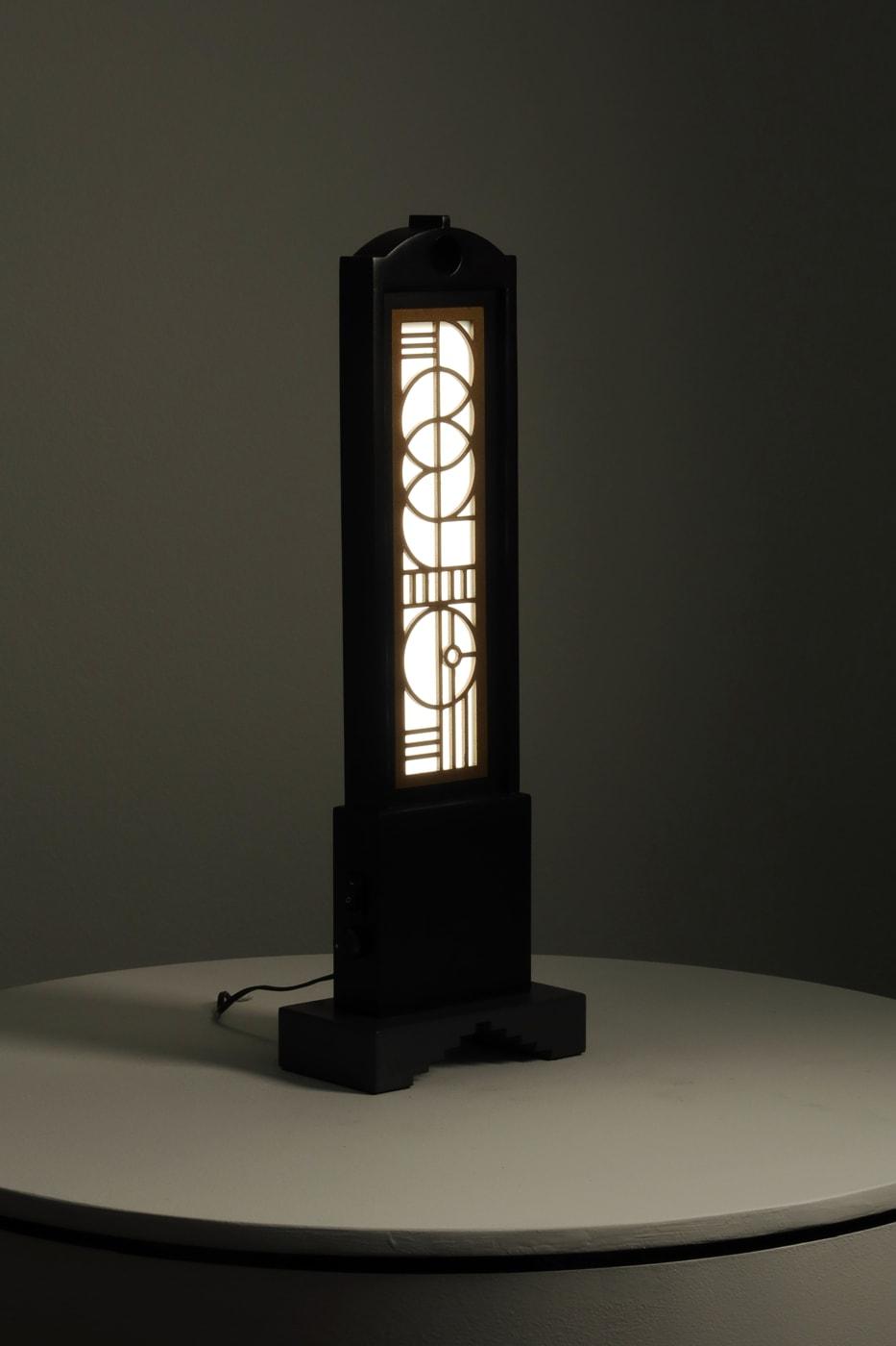EC Deco OLED fixture, Lumenique