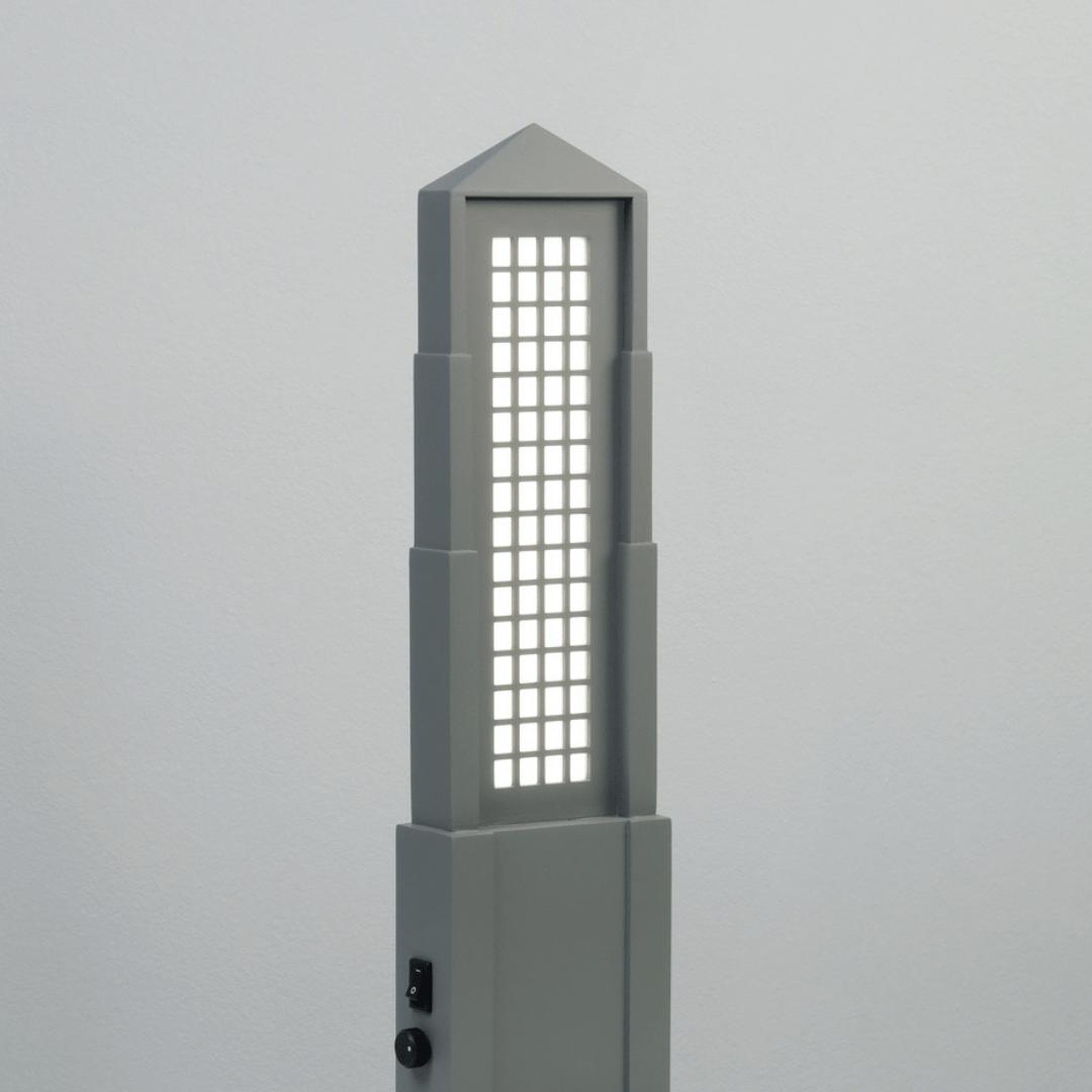 Empire OLED fixture, Lumenique