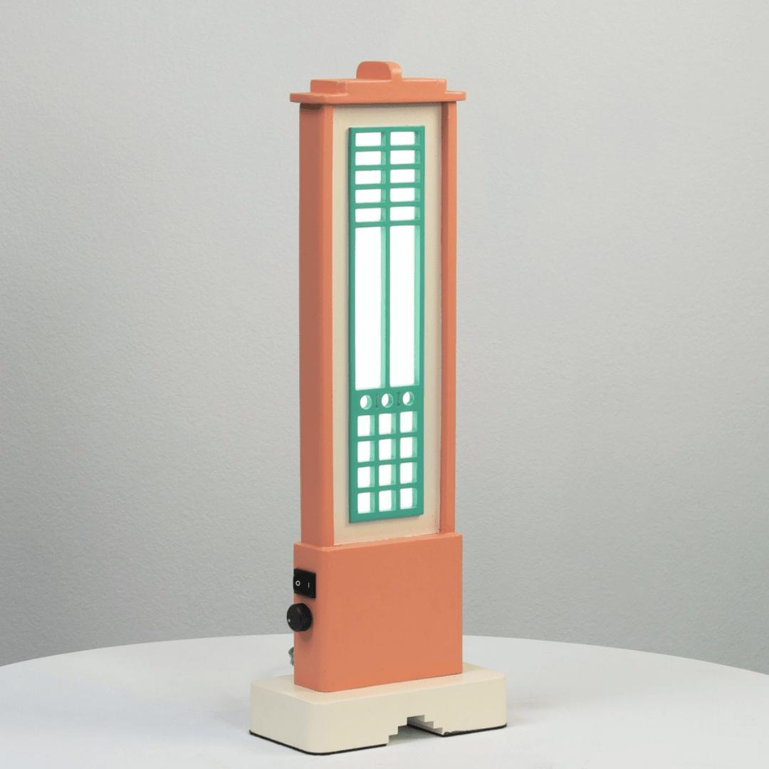 Miami OLED fixture, Lumenique